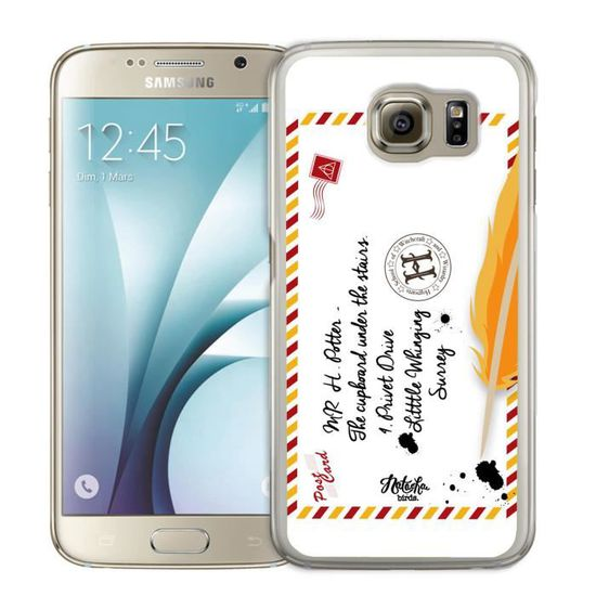 coque galaxy s7 edge harry potter