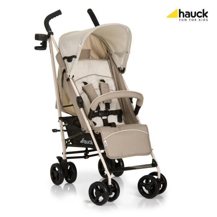 POUSSETTE  Hauck Poussette Canne Speed Plus - Sand