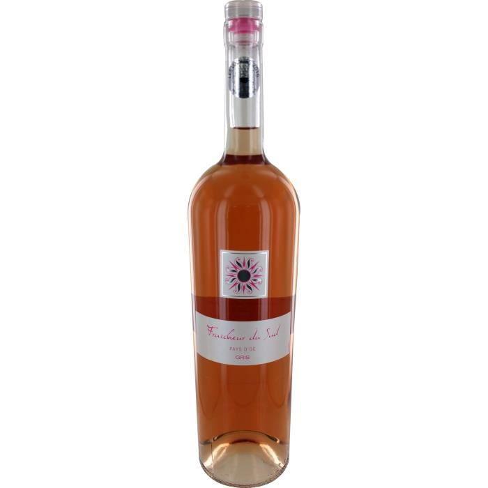 Fraicheur du Sud Vin de Provence - Gris - 1,5 L - IGP