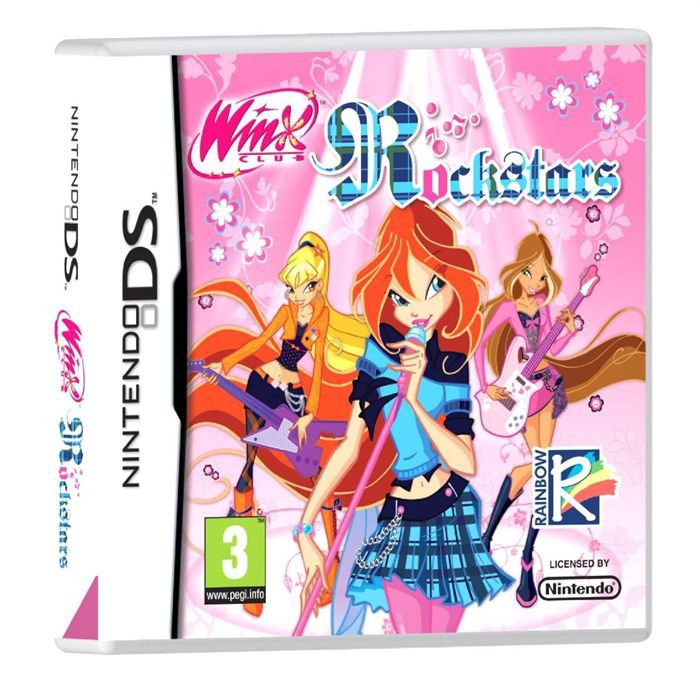 winx rockstars sacoche achat vente jeu ds dsi winx rockstars sacoche cdiscount. Black Bedroom Furniture Sets. Home Design Ideas