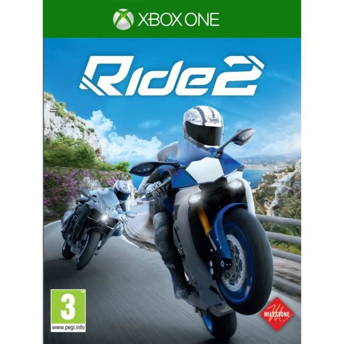 ride 2 jeu xbox one avis test cdiscount. Black Bedroom Furniture Sets. Home Design Ideas