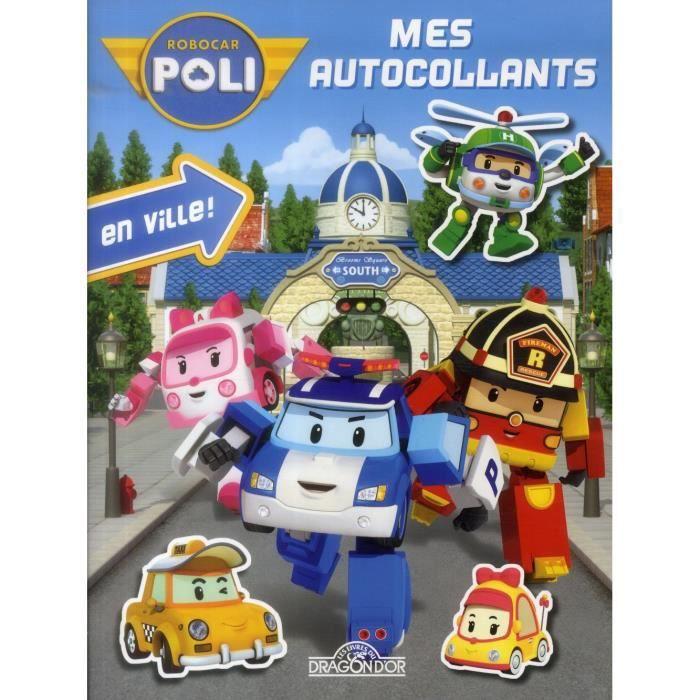 Robocar Poli en ville