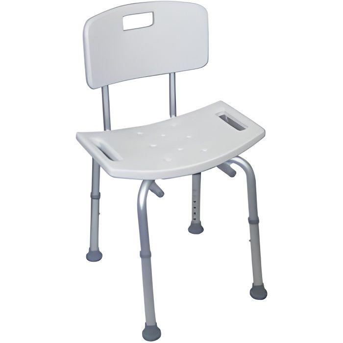 Chaise de Douche avec Dossier