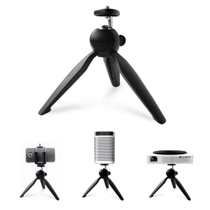 Accessoires Photo,Support de projecteur de Table trépied Portable, interface générique à vis 1-4 pour XGIMI CC KK Z6 Halo- MoGo