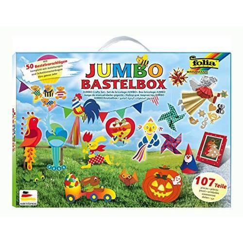 Bringmann Folia 50915-1 - Jumbo Handicraft Case 107 Pcs
