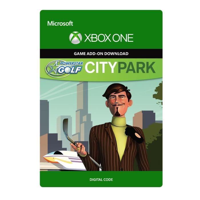 DLC Powerstar Golf : City Park pour Xbox One