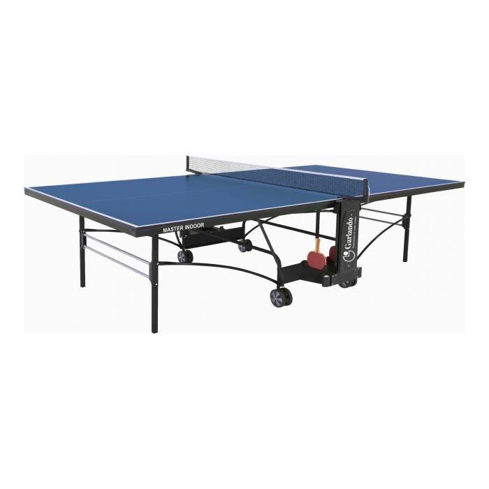 GARLANDO - Master intérieur - table de tennis - Bleu - réf C-373I