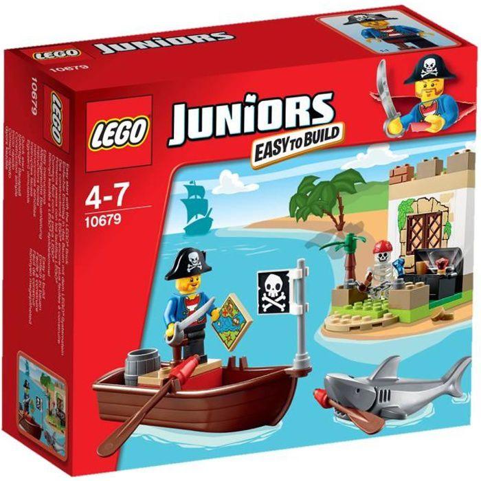 LEGO® Juniors 10679 La Chasse au Trésor Des Pirates