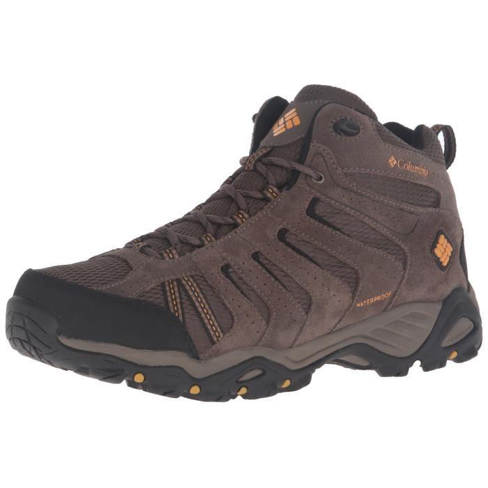 COLUMBIA North Plains Ii Mid Waterproof Chaussures de randonnée 1DZ9D2 Taille-39