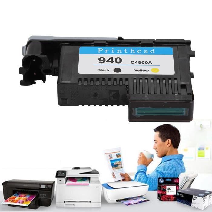 CARTOUCHE IMPRIMANTE Tête d'impression de haute qualité pour HP 940 C49