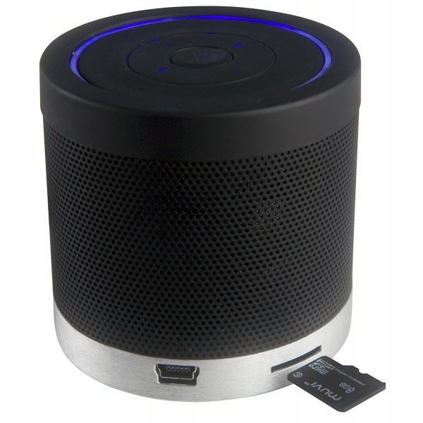 mini enceinte bluetooth veho 360 m4 noir enceintes bluetooth prix pas cher cdiscount. Black Bedroom Furniture Sets. Home Design Ideas