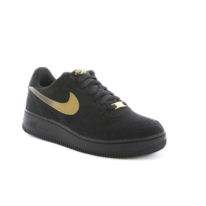 nike air force 1 or noir