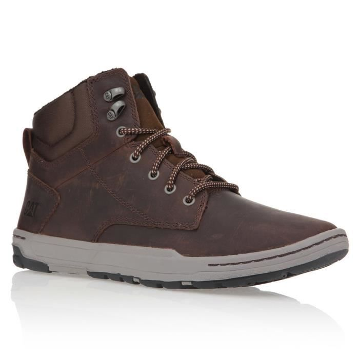 caterpillar bottines colfax mid chaussures homme homme marron achat vente caterpillar. Black Bedroom Furniture Sets. Home Design Ideas