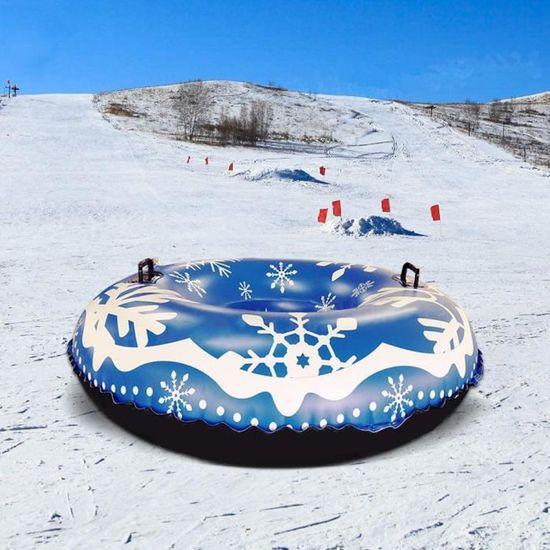 BESPORTBLE Hiver Tube de Neige Gonflable Tube de Tra/îneau /à Neige Snow Rider Snow Racer Neige Jouet pour Le Sport dhiver