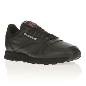 BASKET REEBOK Baskets Cl Lthr Homme