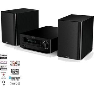 CHAINE HI-FI AKAI AMBT-67K Chaîne Hi-Fi CD MP3 Bluetooth