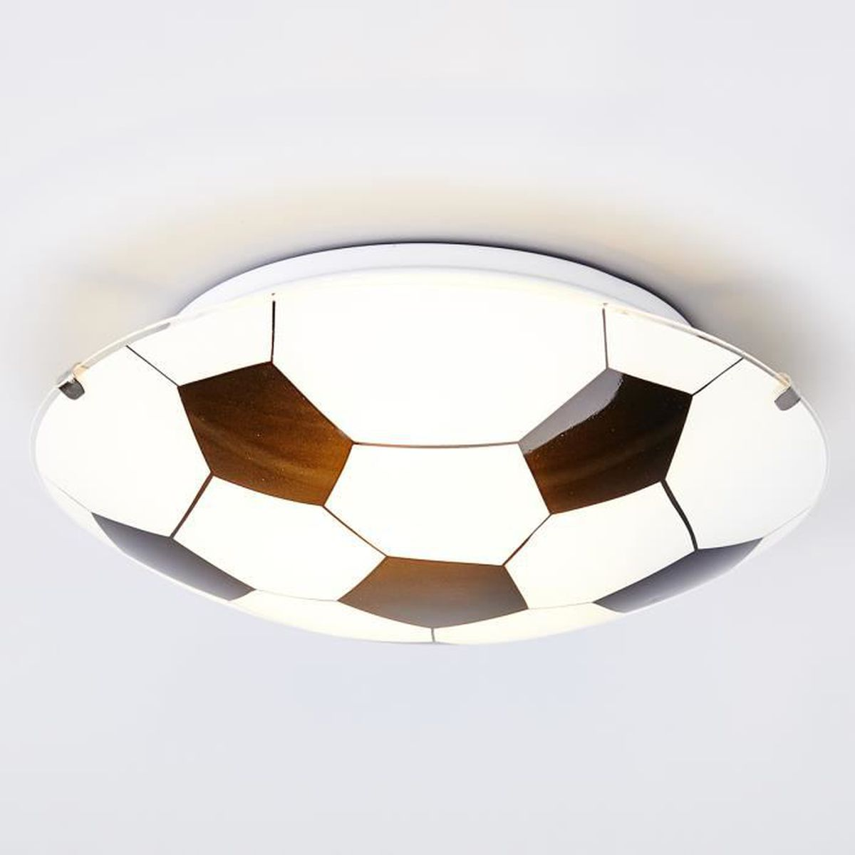 luminaire football. Black Bedroom Furniture Sets. Home Design Ideas