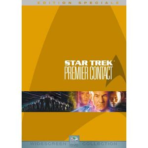 DVD FILM DVD Star trek 8 : 1er contact