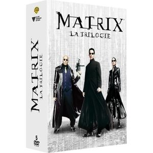 DVD FILM DVD Matrix - La trilogie