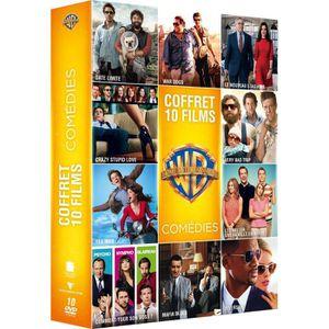 DVD SÉRIE Coffret Comédie, 10 films