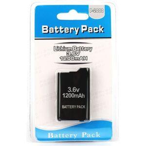 BATTERIE DE CONSOLE Batterie de rechange pour console SONY PSP Slim &
