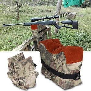 SAC DE CHASSE Sac Support Tir Chasse Carabine / Fusil - Camoufla
