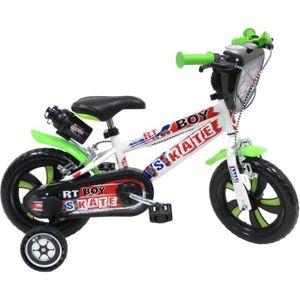 VÉLO ENFANT Vélo garçon RT BOY SKATE 12