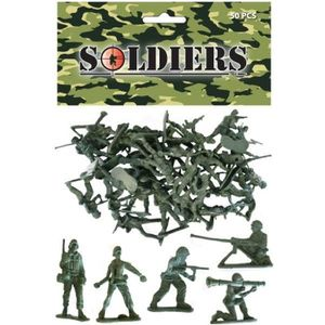 FIGURINE - PERSONNAGE Figurines soldats 50 x