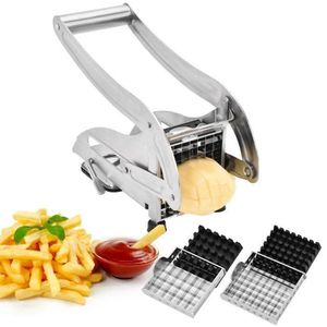 SET ACCESSOIRE CUISINE Professionnel Qualité Coupe-Frites et Légumes, Aci
