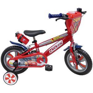 VÉLO ENFANT Vélo 12'' CARS 3 / DISNEY  pour enfants de 2 à 4 a