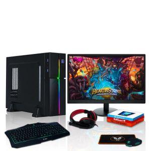 UNITÉ CENTRALE  Fierce Seeker PC Gamer de Bureau - AMD A-Series 97