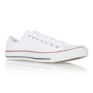 fc438dbe690 BASKET CONVERSE Basket Homme All Star Chuck Taylor - Blan. ‹›