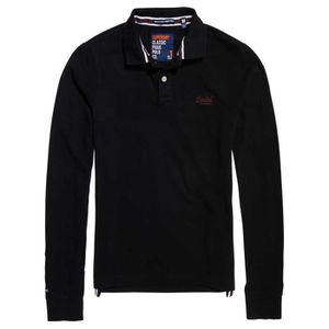 POLO Vêtements homme Polos Superdry Classic L/s Pique