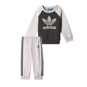 Ensemble de vêtements Ensemble bébé Adidas Originals Crew Set