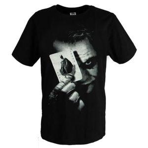DÉGUISEMENT Batman The Dark Knight Joker Tee Shirt Homme