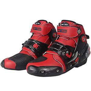 BOTTE Chaussures moto Unisex Hors Route Motard demi Bott