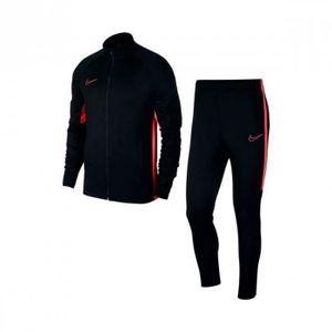 SURVÊTEMENT Jogging Nike Swoosh Homme Noir et Corail