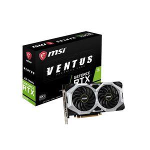 CARTE GRAPHIQUE INTERNE MSI GeForce RTX 2060 Ventus 6G OC