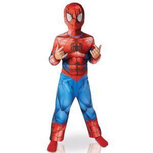 DÉGUISEMENT - PANOPLIE SPIDERMAN Deguisement sensation Ultimate Spiderman