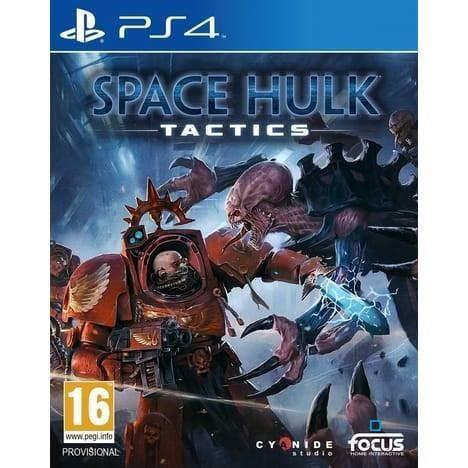 FOCUS Space Hulk Tactics Jeu PS4
