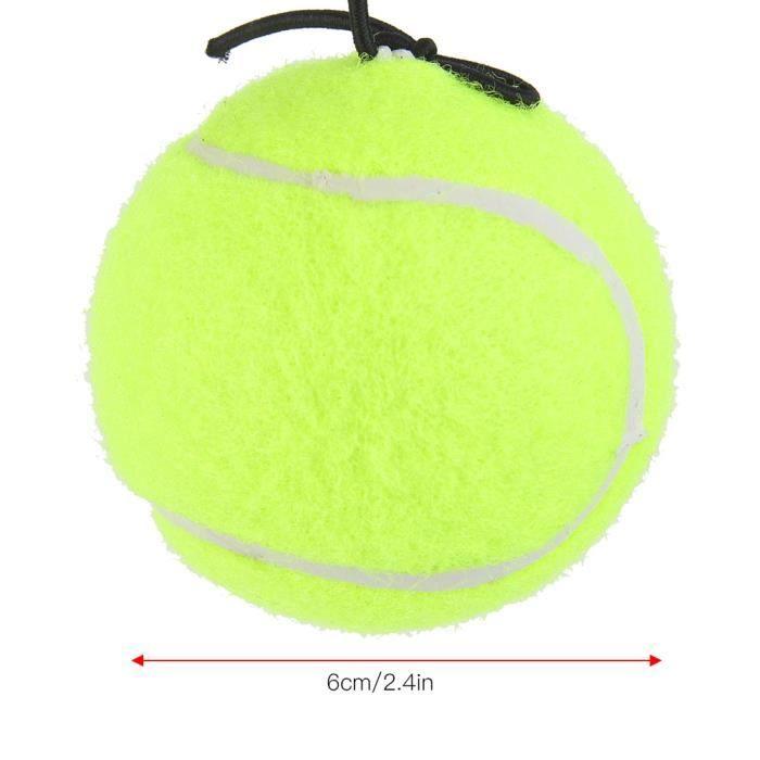 Balle de tennis Avec corde élastique - Entraînement de tennis HB031
