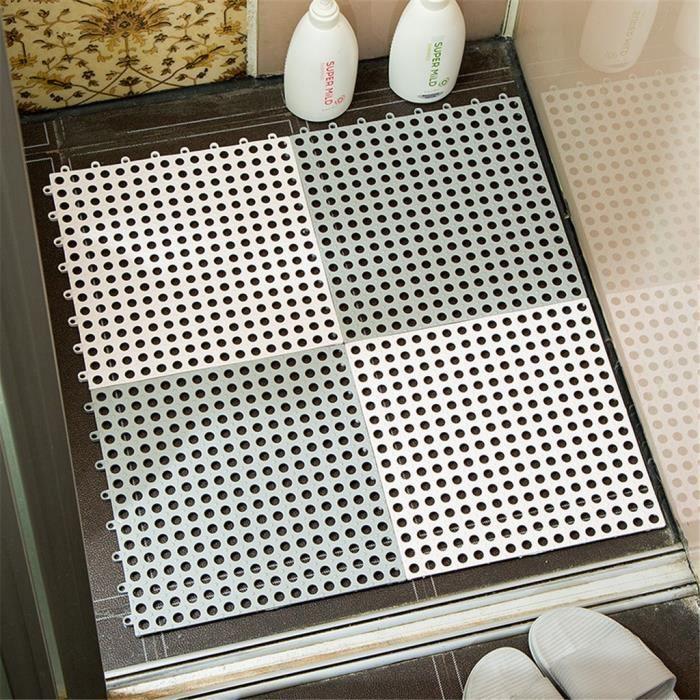 Tapis de douche antidérapant pour tapis de douche frhe1570