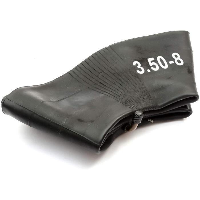 Remorque 3.50-8 Intérieur Tube 20.3cm Pneu Chambre à Air 350-8 350x8 Valve Coudée