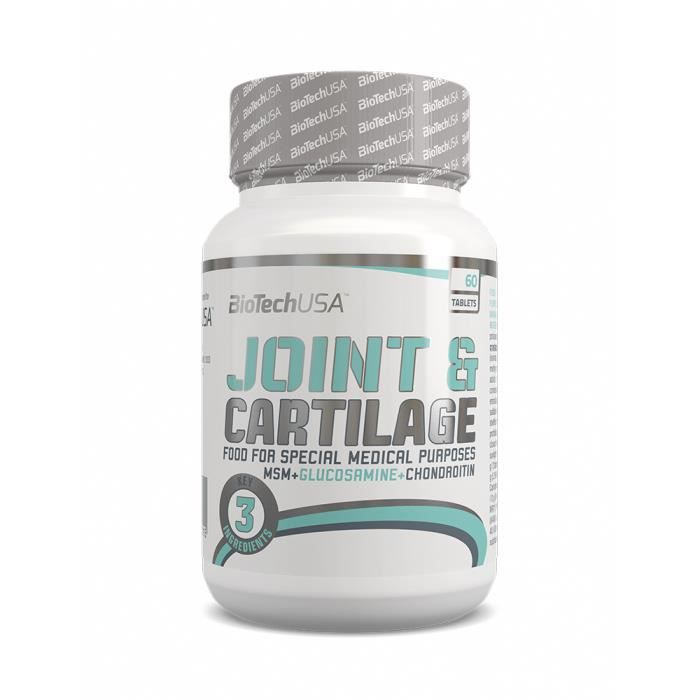 Biotech USA - Joint & Cartilage 60 tabs