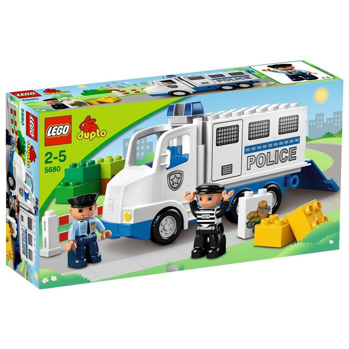 Duplo Le Camion De Police
