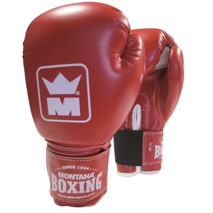 Gants de boxe Montana
