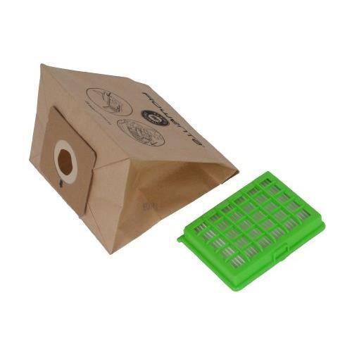Rowenta Tefal Moulinex Hepa Sac Papier et Filtre ZR004101