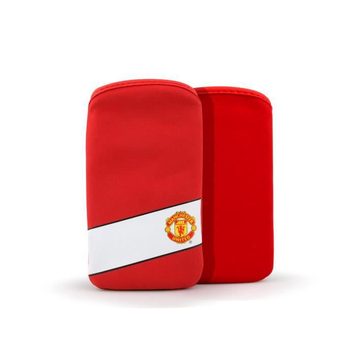 Housse universelle manchester united color taille m for Housse universelle
