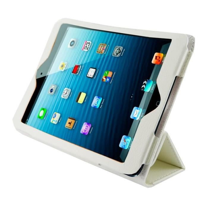 Housse de protection 4world pour ipad mini c prix for Housse protection ipad