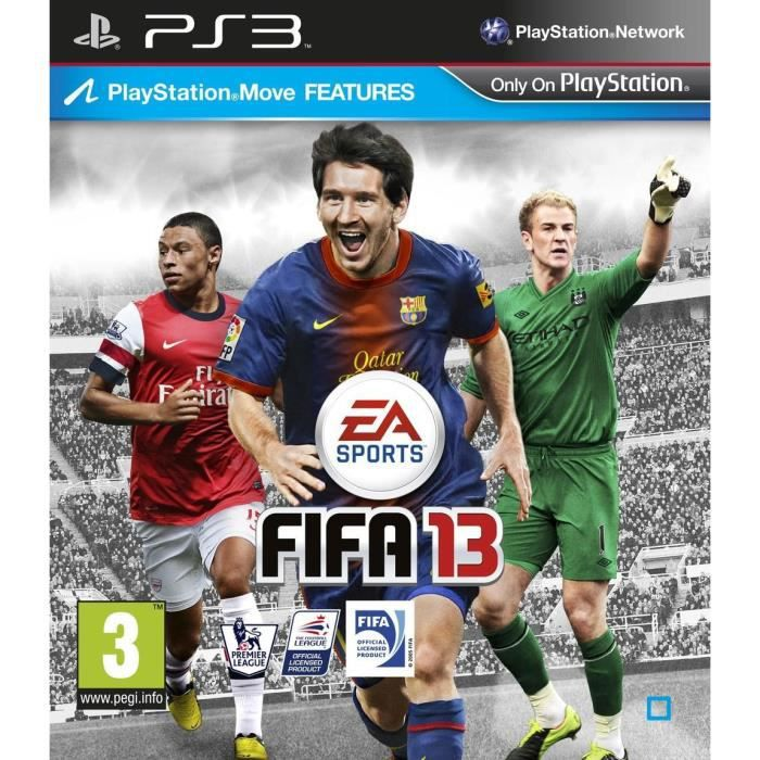 fifa 13 import espagnol achat vente jeux ps3 fifa 13. Black Bedroom Furniture Sets. Home Design Ideas